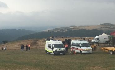 Massiac Ambulances - Assistance sur manifestation sportive