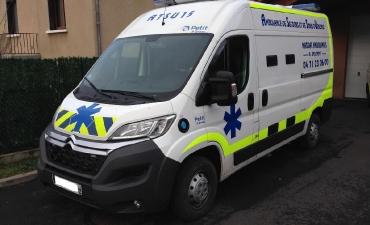 Massiac Ambulances - Ambulance de Secours et de Soins d'Urgence