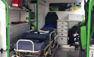 Massiac Ambulances - Ambulance de Secours et de Soins d'Urgence Interieur