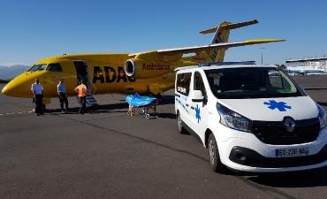 Massiac Ambulances - Evacuation Sanitaire