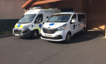 Massiac Ambulances - Nos Ambulances
