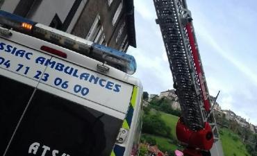 Massiac Ambulances Taxis - Evacuation avec SDIS