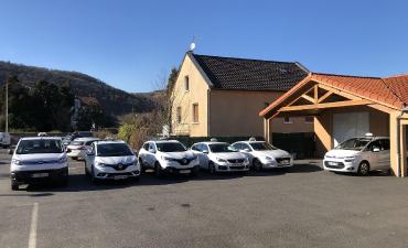 Taxis Delorme - Massiac - La Chapelle Laurent - Nos Taxis 2020