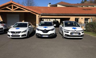 Massiac Ambulances - Nos VSL