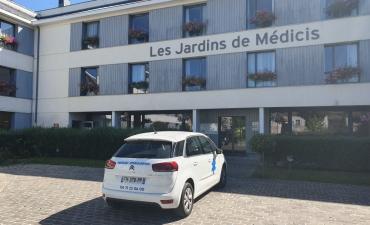 Taxis Delorme -Massiac La Chapelle Laurent -  Rapatriements toutes distances